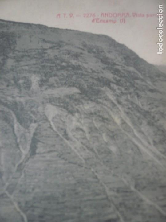 Fotografía antigua: Andorra-Vista parcial d Encamp I i II - Foto 2 - 194872950
