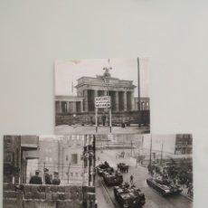 Fotografía antigua: POSTALES ANTIGUAS. Lote 194933272