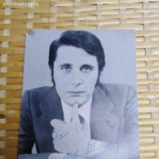 Fotografía antigua: FOTO POSTAL FIRMADA JAIME MOREY. Lote 194976135