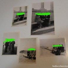 Fotografía antigua: ANTIGUA FOTO FOTOGRAFIA EL GRAU , GRAO DE VALENCIA LOTE DE 5 FOTOS AÑO 1947 (20). Lote 195055086