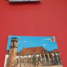 Fotografía antigua: PORTUGAL.UNIVERSIDAD.CIRCULADA.. Lote 195077262