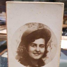 Fotografía antigua: ANTIGUA FOTOGRAFIA F. SENA VALENCIA. Lote 195113061