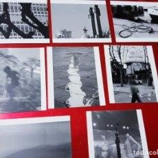 Fotografía antigua: LOTE 8 POSTALES-FOTOGRAFÍAS-VARI CARAMÉS-NUEVAS-VER FOTOS. Lote 195152363