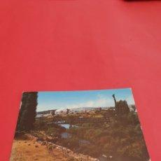 Fotografía antigua: PALENCIA.PUENTE DEL FERROCARRIL.1980.. Lote 195189225
