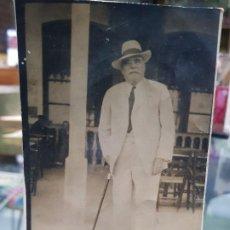 Fotografía antigua: ANTIGUA FOTOGRAFIA CAFE ORIENTAL MURCIA. Lote 195224042