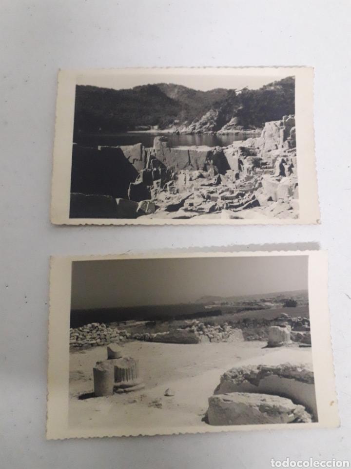 Fotografía antigua: 16 foto postales de la costa de Girona - Foto 2 - 195323265