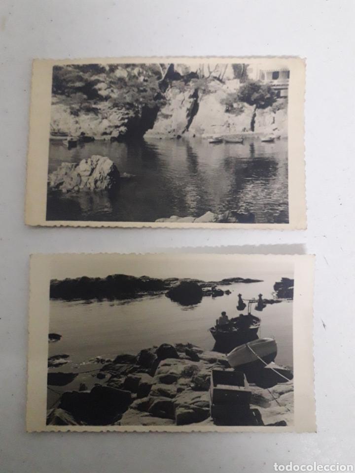 Fotografía antigua: 16 foto postales de la costa de Girona - Foto 3 - 195323265