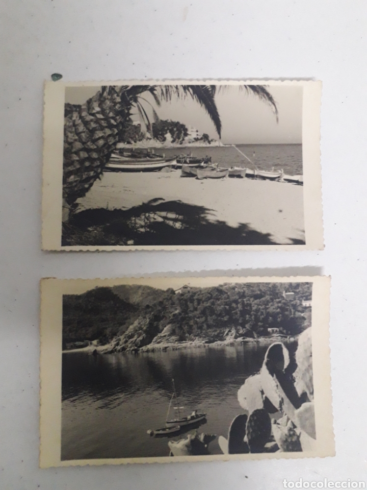 Fotografía antigua: 16 foto postales de la costa de Girona - Foto 4 - 195323265