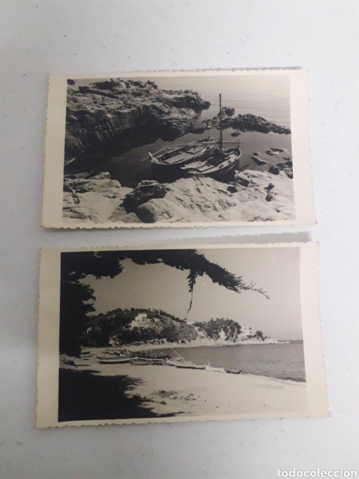 Fotografía antigua: 16 foto postales de la costa de Girona - Foto 5 - 195323265