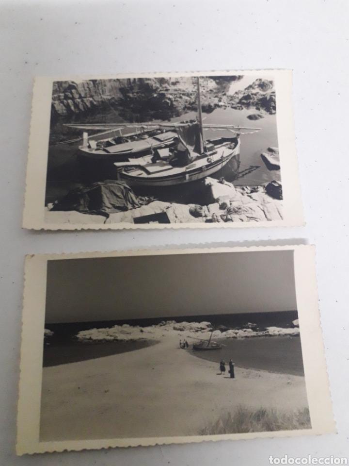 Fotografía antigua: 16 foto postales de la costa de Girona - Foto 6 - 195323265