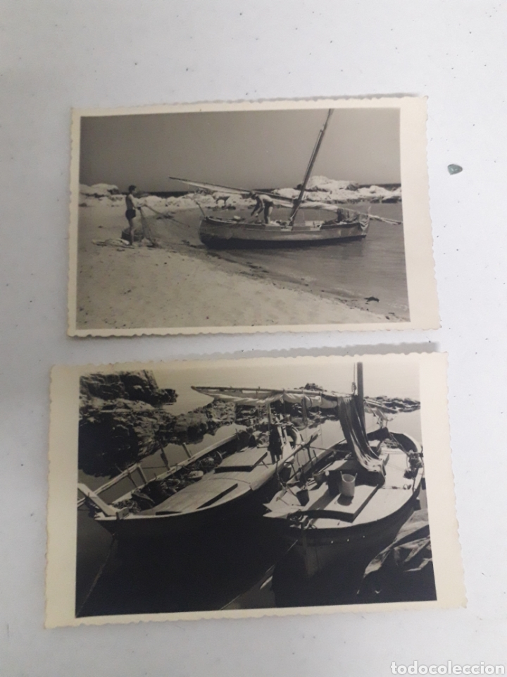 Fotografía antigua: 16 foto postales de la costa de Girona - Foto 7 - 195323265