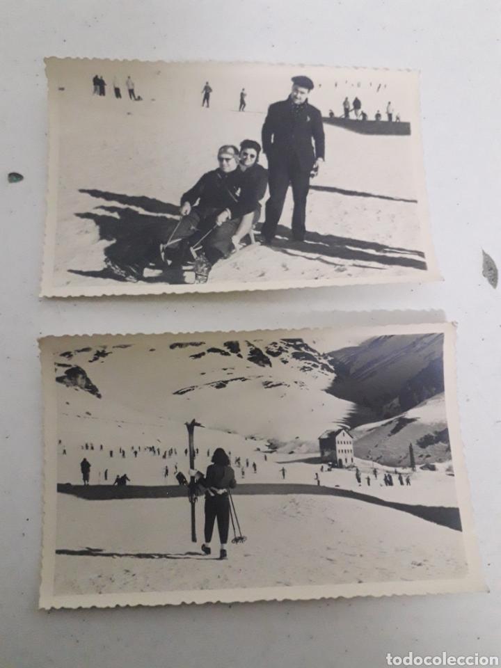 31 FOTOS POSTALES DE LA VALL DE NURIA 1944 (Fotografía Antigua - Tarjeta Postal)