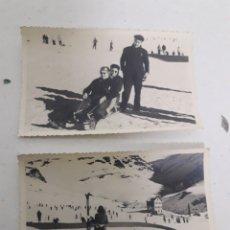 Fotografía antigua: 31 FOTOS POSTALES DE LA VALL DE NURIA 1944. Lote 195327596