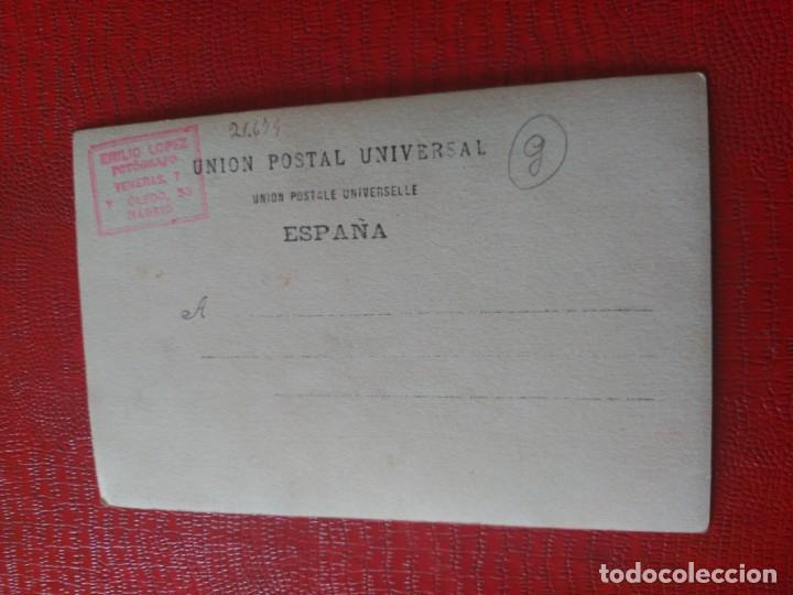 Fotografía antigua: Chico en silla. Emilio López - Foto 2 - 195404402