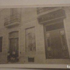 Fotografía antigua: ANTIGUA FOTOGRAFIA.FORN DE CARLES CAMINS. CATALUÑA AÑOS 30,40. Lote 195427288