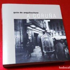 Fotografia antica: LIBRO-GUÍA DE ARQUITECTURA DE CORUÑA-1998+LOTE 8 POSTALES-FOTOGRAFÍAS-VARI CARAMÉS-NUEVAS-VER FOTOS. Lote 195152363