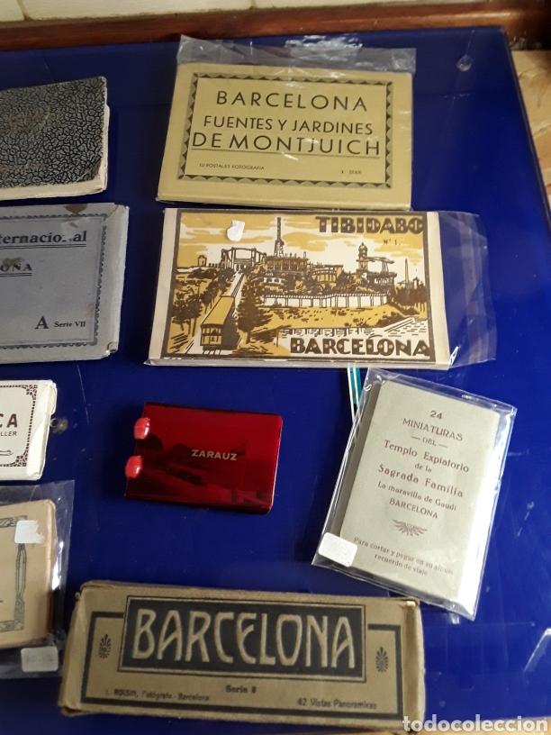 Fotografía antigua: Lote de 10 bloques de varias antiguas postales de España - Foto 4 - 199719785