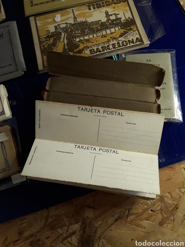Fotografía antigua: Lote de 10 bloques de varias antiguas postales de España - Foto 5 - 199719785