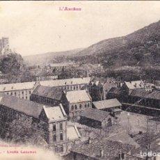 Fotografía antigua: POSTAL ANTIGUA ORIGINAL DE , L´ARIEGE, LICEO LAKAMAL, FOIX ,FRANCIA FOTO POSTAL 1922.. Lote 202888146