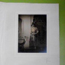 Fotografía antigua: FOTO MUJER FALLERA VALENCIANA, FOTOGRAFO ANTONIO FERRI. Lote 205726965