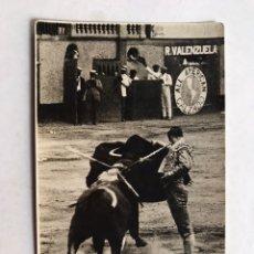 Fotografía antigua: PLAZA DE TOROS DE ACHO, LIMA (PERU) TARDE GLORIOSA (H.1920?) INSTANTÂNEA, J.E. CAMPBELL. Lote 207094827