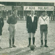 Fotografía antigua: CAMPO FUTBOL SARRIÁ. BARCELONA. HACIA 1950. SANT GERVASI.. Lote 207111388
