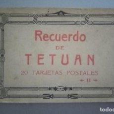 Fotografía antigua: INTERESANTES FOTOTIPIAS DE TETUÁN,DE LA EMPRESA DE ARTES GRÁFICAS HAUSER Y MENET (1890-1979). Lote 213707351