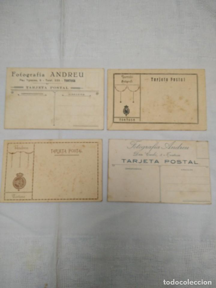 Fotografía antigua: 4 FOTOGRAFIAS ANTIGUAS DE NIÑOS. AÑOS 20 - Foto 2 - 214116272