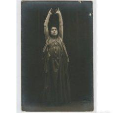 Fotografía antigua: MARGARITA XIRGU - ACTRIZ. FOTO: AMADEO, BARCELONA. 1915 APROX.. Lote 215840408