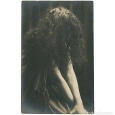 Fotografía antigua: MARGARITA XIRGU - ACTRIZ. FOTO: AMADEO, BARCELONA. 1915 APROX.. Lote 215840473