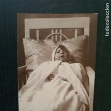 Fotografia antiga: POST MORTEN.. FOTOGRAFÍA DE LÓPEZ.. Lote 219088483