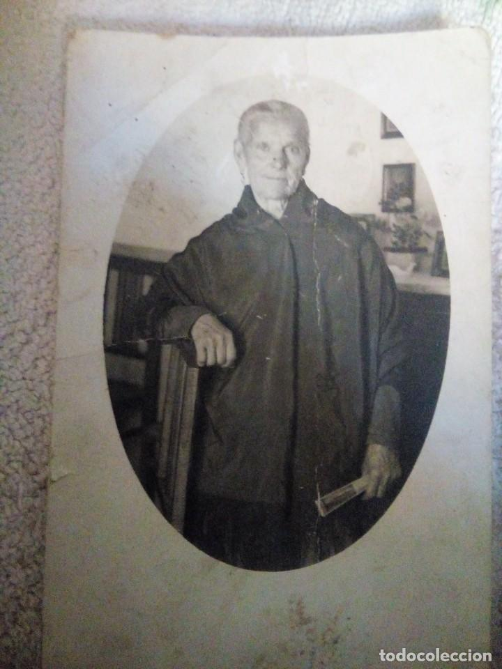 Fotografía antigua: Tarjeta postal anciana; finales del XIX principios del XX - Foto 3 - 219214351