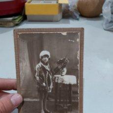 Fotografia antica: TARJETA POSTAL FOTOGRAFÌA NUEVA VILAFRANCA DEL PANADÈS VER FOTOS. Lote 220121058