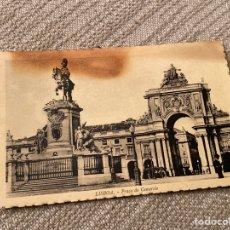 Fotografía antigua: LISBOA PLAZA DEL COMERCIO. Lote 220791695