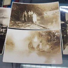Fotografía antigua: ANTIGUAS FOTOGRAFIAS DE LORENZO RUBIO Y FAMILIA EN CUBA ALHAMA DE MURCIA. Lote 221119361