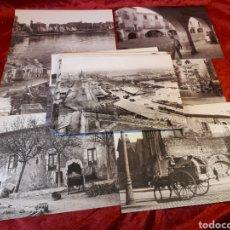 Fotografía antigua: LOTE DE 22 REPRODUCCIONES DE FOTO POSTALES DE PRINCIPIOS DE SIGLO XX.. Lote 221663181