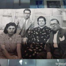 Fotografia antica: ANTIGUA FOTOGRAFIA DEDICATORIA MANUSCRITA LORCA MURCIA 1941. Lote 221793540