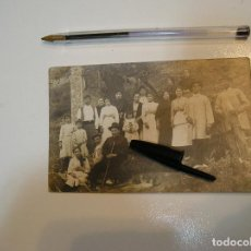 Photographie ancienne: ANTIGUA FOTO FOTOGRAFIA POSTAL FOTOGRAFICA CAMPESIONOS LABRADORES AGRICULTORES (20-11). Lote 222955638