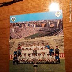 Fotografía antigua: DOS TARJETAS POSTAES DEL REAL MADRID Y ESTADIO SANTIAGO BERNABÉU. 1972 Y 1968. Lote 223769808