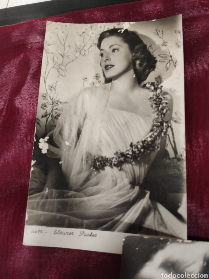 Fotografía antigua: Seis artístas de Hollywood - Foto 2 - 226119472