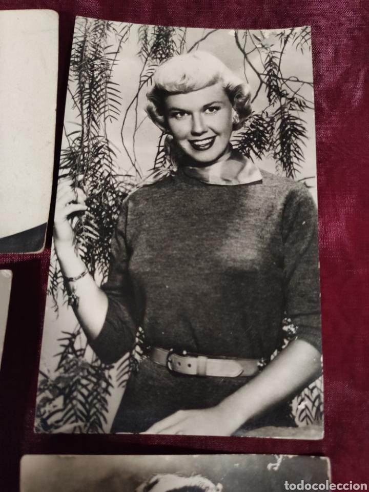 Fotografía antigua: Seis artístas de Hollywood - Foto 4 - 226119472