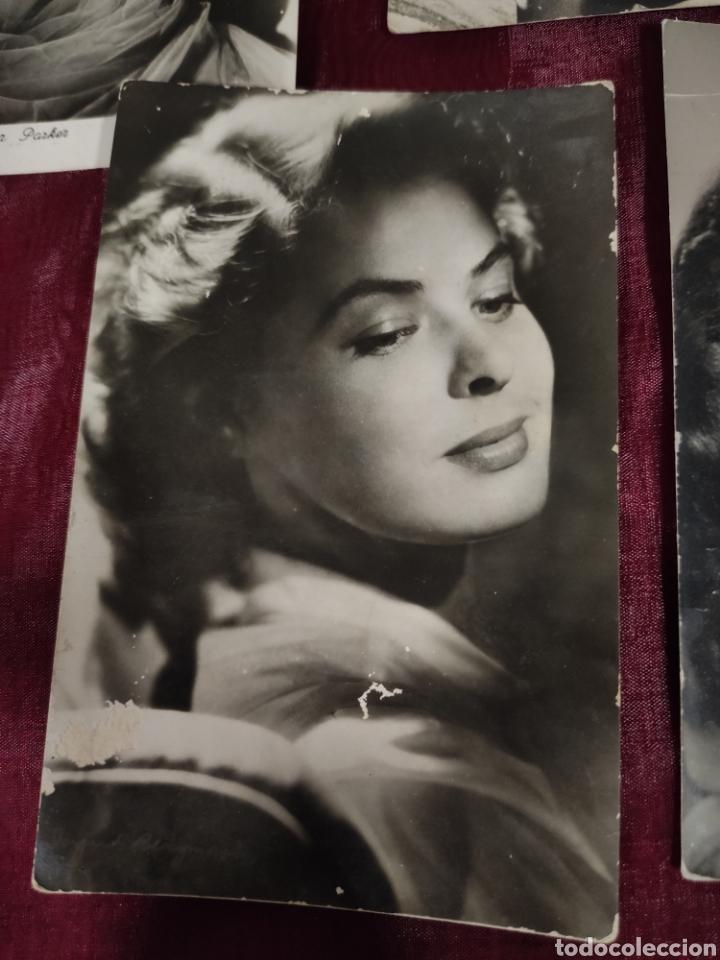 Fotografía antigua: Seis artístas de Hollywood - Foto 5 - 226119472