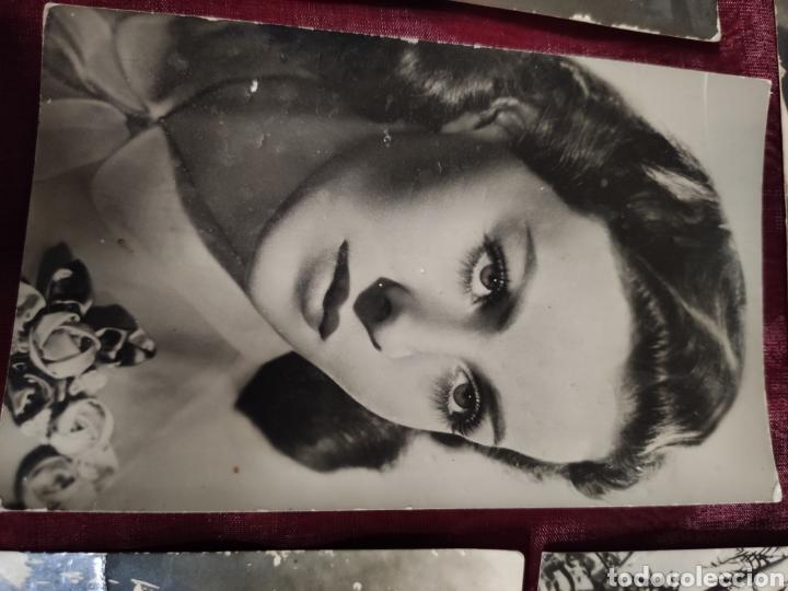 Fotografía antigua: Seis artístas de Hollywood - Foto 6 - 226119472