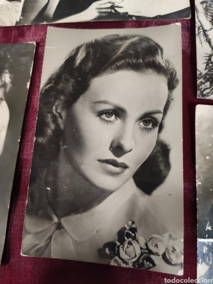 Fotografía antigua: Seis artístas de Hollywood - Foto 8 - 226119472