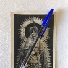 Fotografía antigua: RELIGIOSA. ALCALÁ DE GUADAIRA. SEVILLA. ANTIGUA FOTOPOSTAL VIRGEN DEL ÁGUILA. Lote 229620245