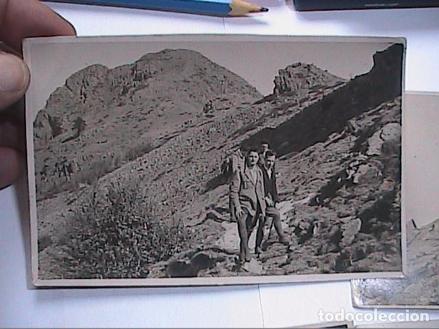 Fotografía antigua: LOTE DE 4 FOTOGRAFIAS 1922-1925. AGUDES Y PARQUE NATURAL DEL MONTSENY. - Foto 2 - 230692575