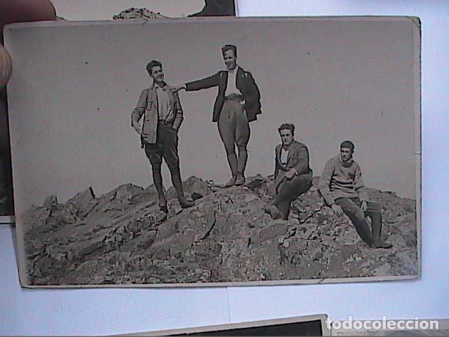Fotografía antigua: LOTE DE 4 FOTOGRAFIAS 1922-1925. AGUDES Y PARQUE NATURAL DEL MONTSENY. - Foto 3 - 230692575