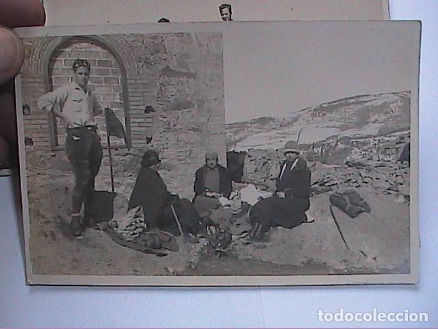 Fotografía antigua: LOTE DE 4 FOTOGRAFIAS 1922-1925. AGUDES Y PARQUE NATURAL DEL MONTSENY. - Foto 5 - 230692575