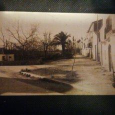 Fotografia antica: ANTIGUA POSTAL DE LA GALERA (TARRAGONA). Lote 232898325