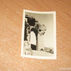 Photographie ancienne: FOTOGRAFIA DE SAGUNTO. Lote 234754000